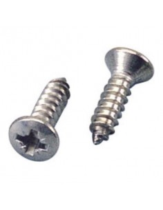 Stainless Steel Screws 4.8mm 22mm Convex Head