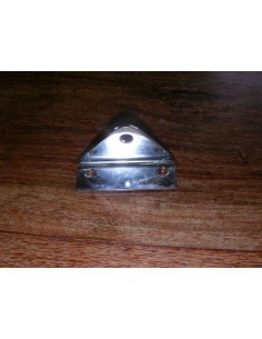 RWO Transom Gudgeon Stainless Steel for Optimist