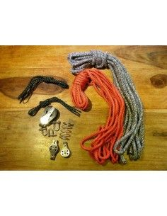 School Optimist Rope Kit Red