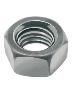 Nut Stainless Steel A2