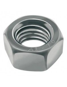 Stainless Steel A2 Metrical Hexagon Nut