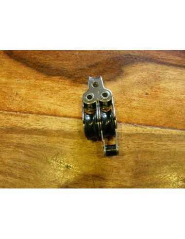 Viadana 17mm Micro Double Becket Block