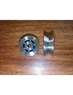Stainless Steel Sheave Bearing Ball 21*9*4mm