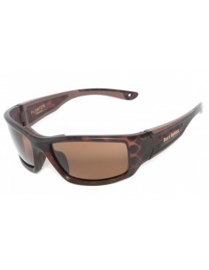 Barz Optics Floater Tortoise AC Polarized Ambre