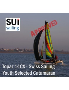 Topper Topaz 14CX With Spi and Snuffer