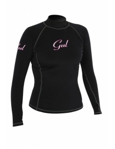Gul Ladies Evotherm Flatlock Long Sleeve