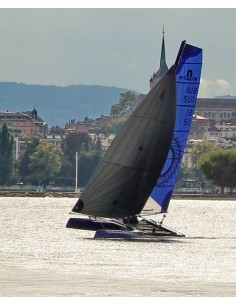 Nacra Spinnaker Holmenkol Class Legal