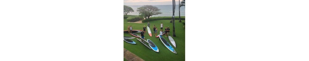 Stand-Up Paddle (SUP) & Surf