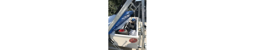 Rental Catamaran Trailer