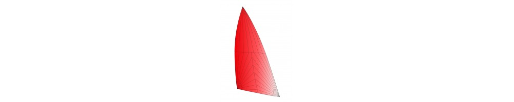 Nacra Spinnakers Nylon